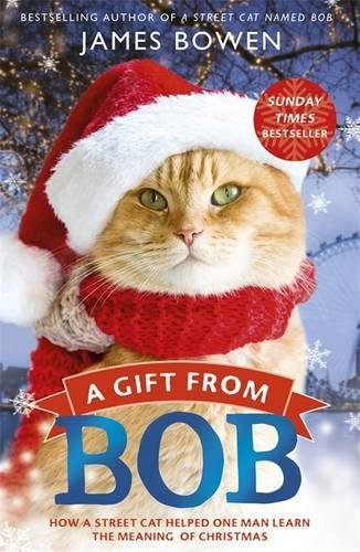 a-gift-from-bob, james-bowen, book