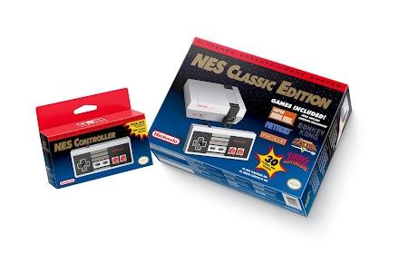 Der Nintendo Classic Mini | NES Classic Edition kommt im November auf den Markt