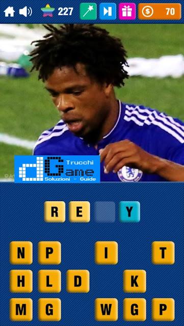 Calcio Quiz 2017 soluzione livello 221-230 | Parola e foto