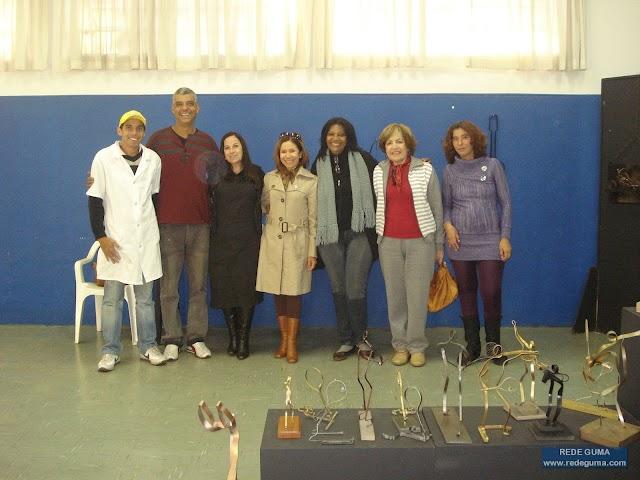 REGISTRO HISTÓRICO - 2012 -  1o DE MAIO COM ARTE