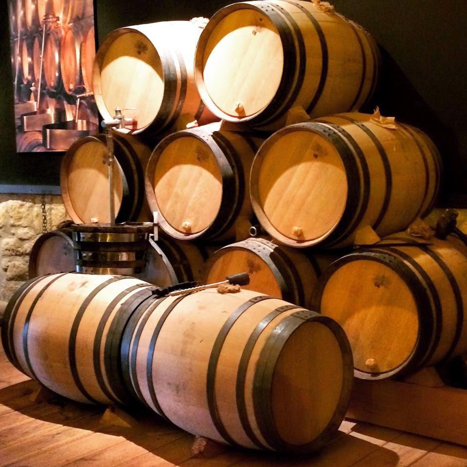 foto de la trasiega. Bodegas La Rioja Alta. Haro | caravaneros.com