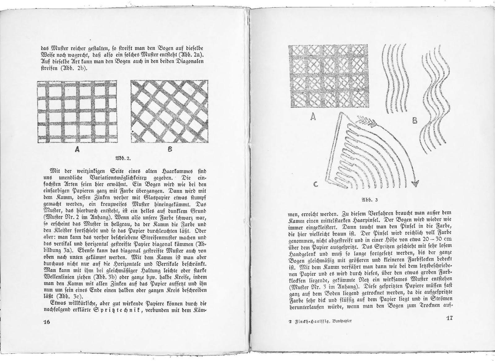 The Pressbengel Project: Exploring German bookbinding