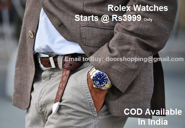 rolex watches price in india lowest