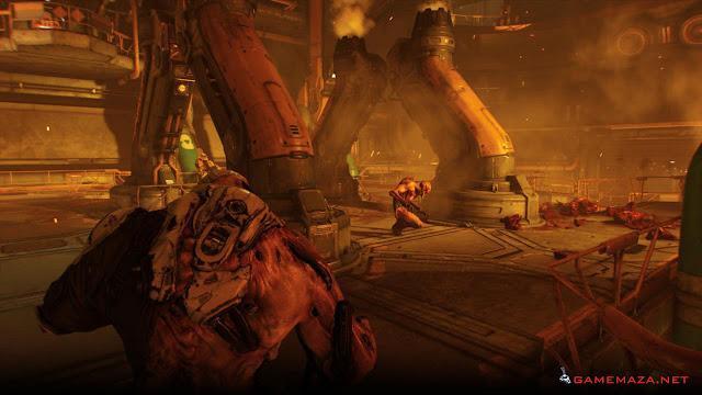 DOOM IV Gameplay Screenshot 4