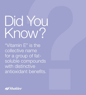 Vitamin E antioksidan hebat