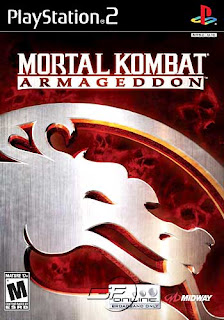 Mortal Kombat Armageddon  PS2