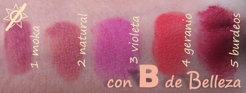 Swatches Infinita Mercadona