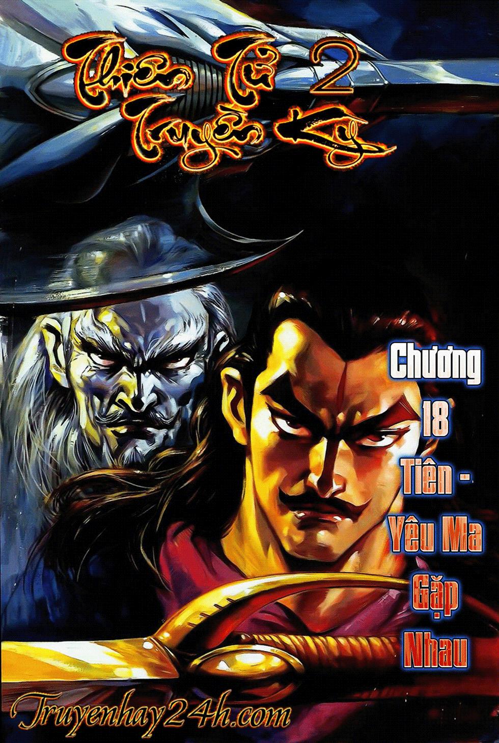 Tần Vương Doanh Chính chapter 18 trang 2