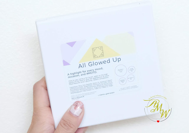 a photo of Ofra All Glowed Up Review by Nikki Tiu of www.askmewhats.com