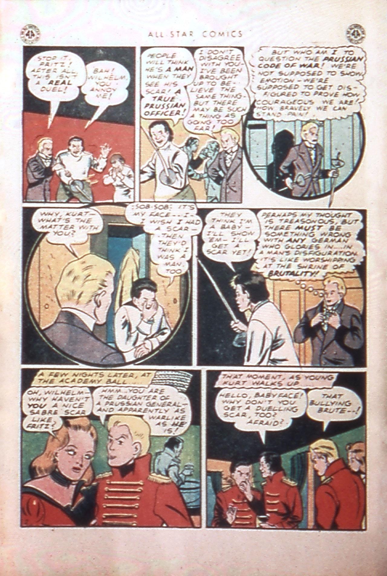 Read online All-Star Comics comic -  Issue #24 - 22