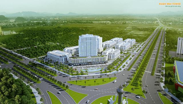 Bất động sản trung tâm thành phố Thanh Hoá
