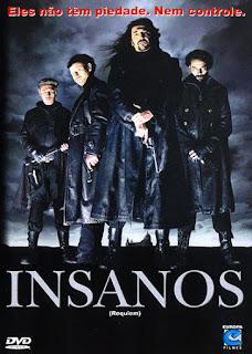 Insanos - DVDRip Dual Áudio