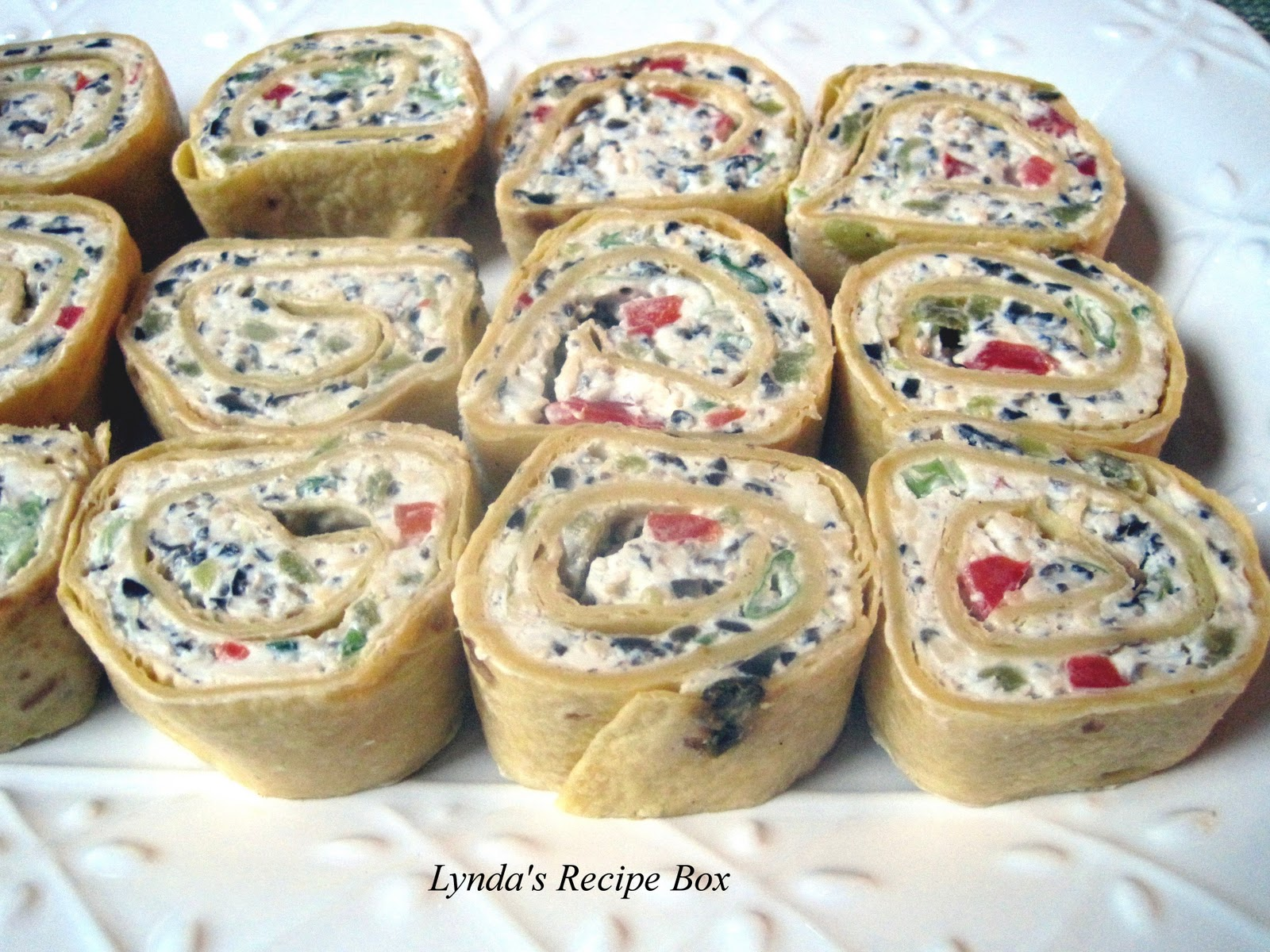 recipe: mexican tortilla pinwheels [29]