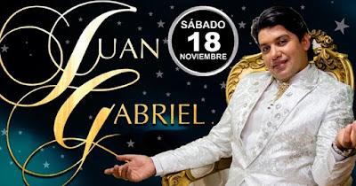 Concierto Tributo al Divo de Juárez: Juan Gabriel