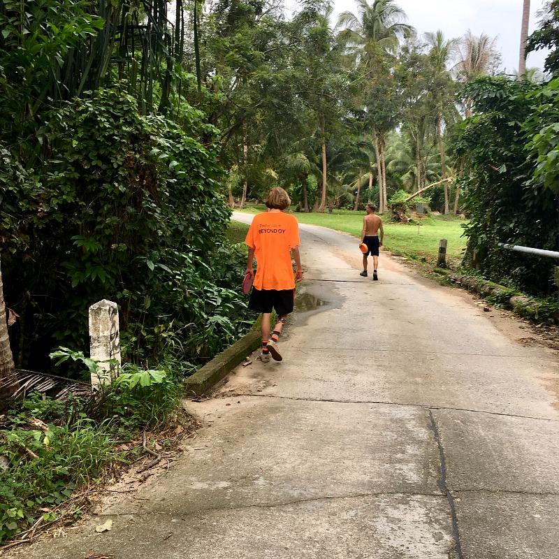 Thaimaanrannan Maalarit