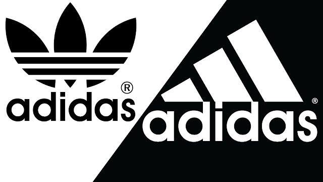 تصميم شعار أديداس بأساليب مختلفة how to design adidas logo
