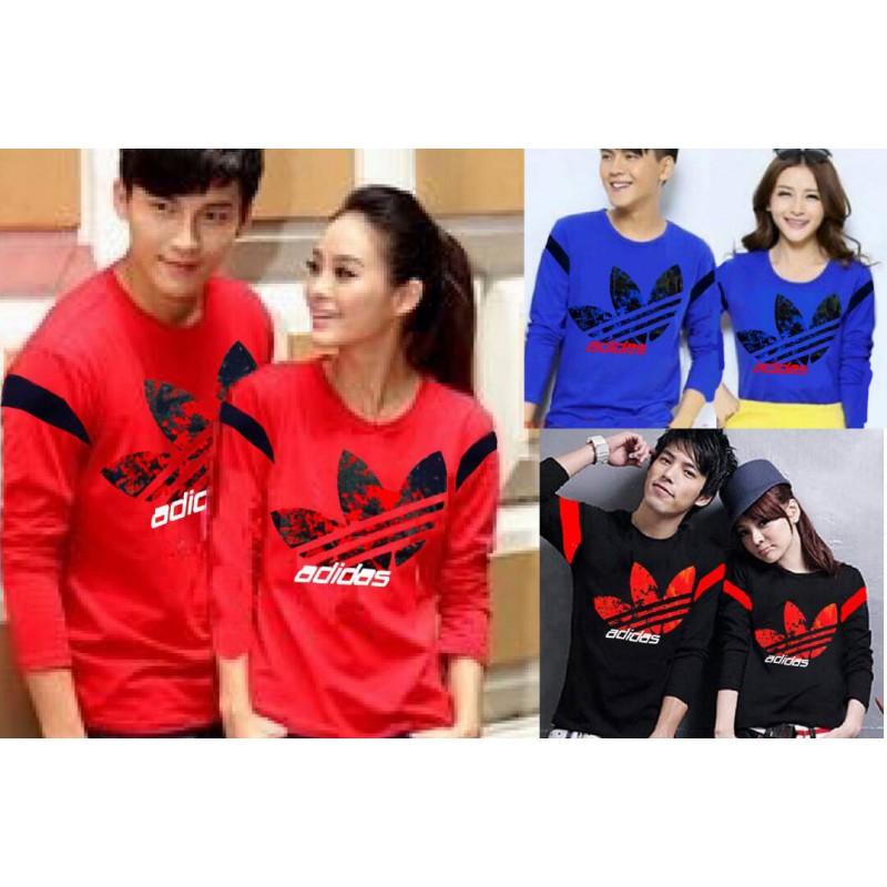 Jual Online LP Adidas Prime Couple Murah Jakarta Bahan Combed Terbaru