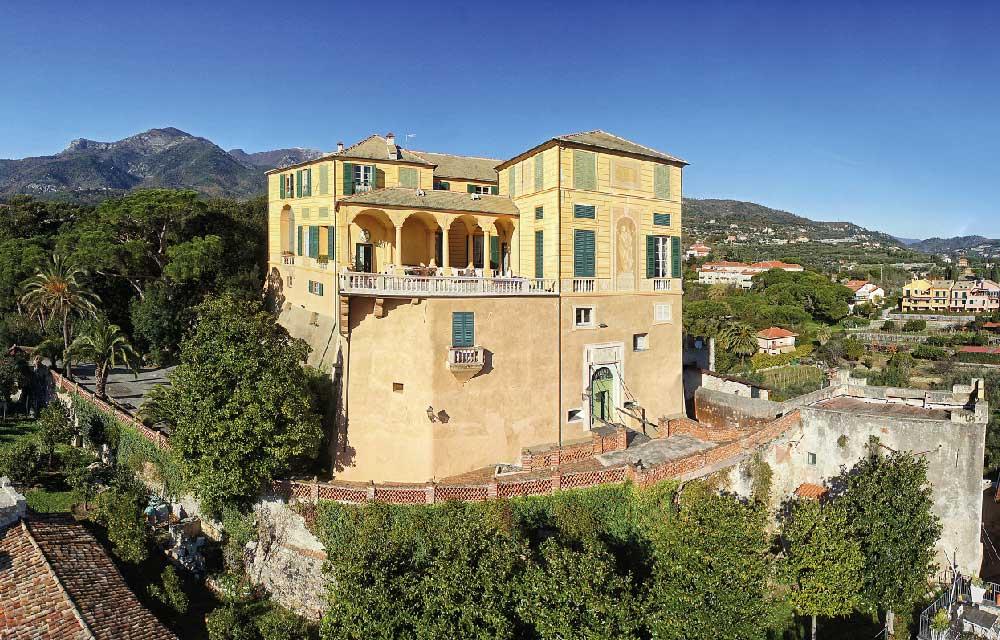 Castello Doria a Loano