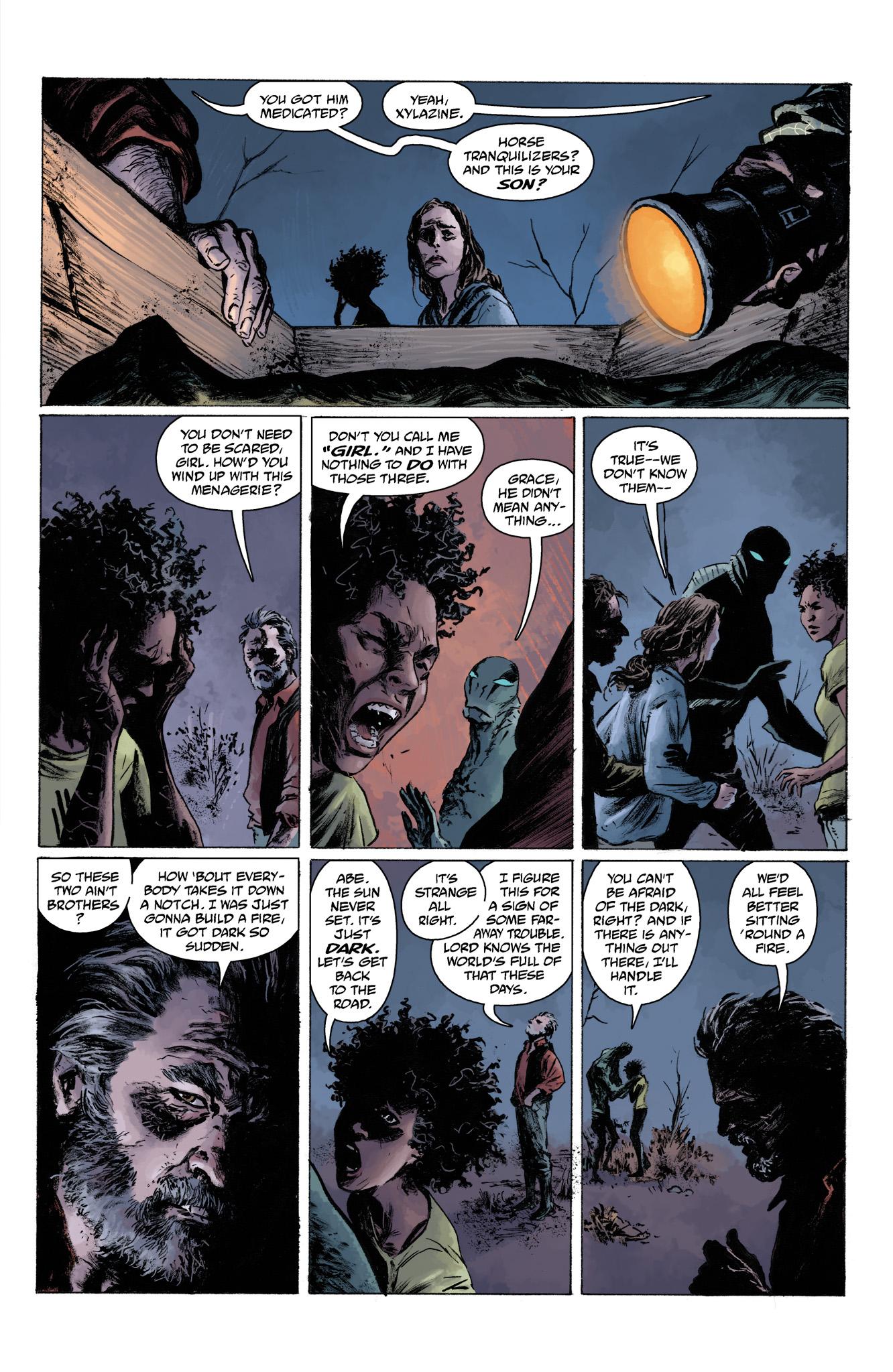 Read online Abe Sapien comic -  Issue #13 - 11