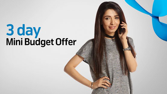 Telenor 3 Days call offer Get 600 minutes in Rs.36