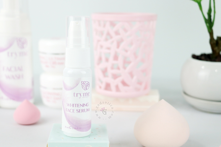 Tryme Whitening Face Serum