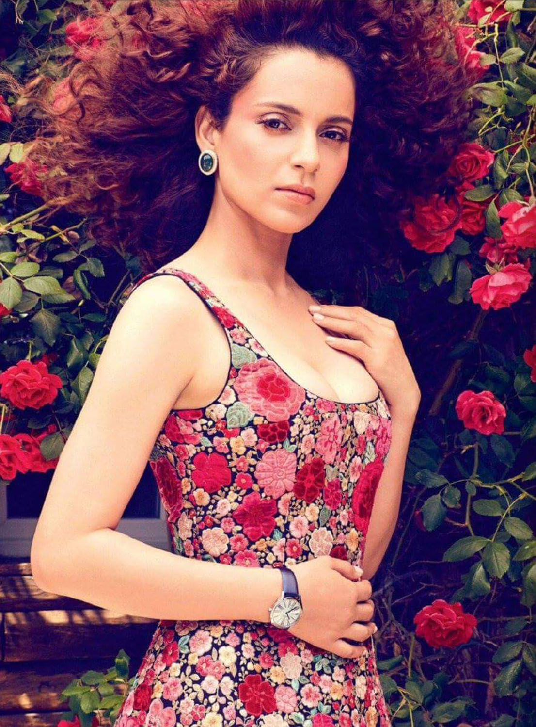 Kangana Ranaut Sizzles on the June 2018 Issue of Harper's Bazaar