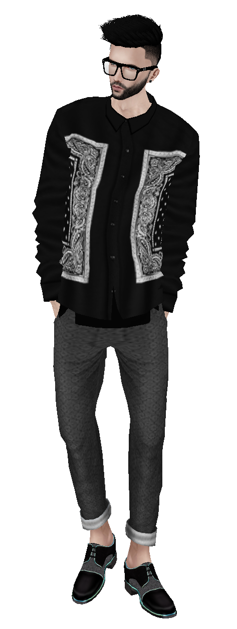 Men's Fashion Avatar