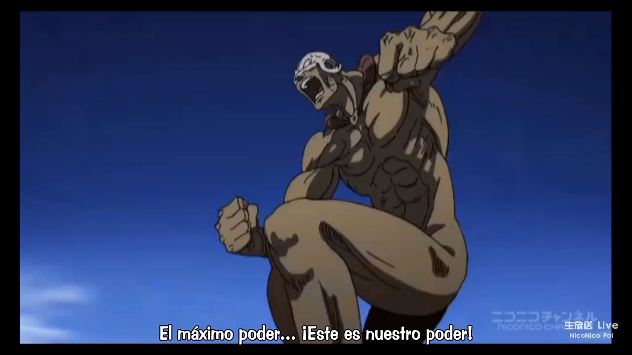 One-Punch%2BMan%2B01byDark_1912 - One Punch Man [Latino] [y subtitulado ] [Mega] [12/12] - Anime Ligero [Descargas]