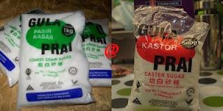 Gula castor atau gula pasir