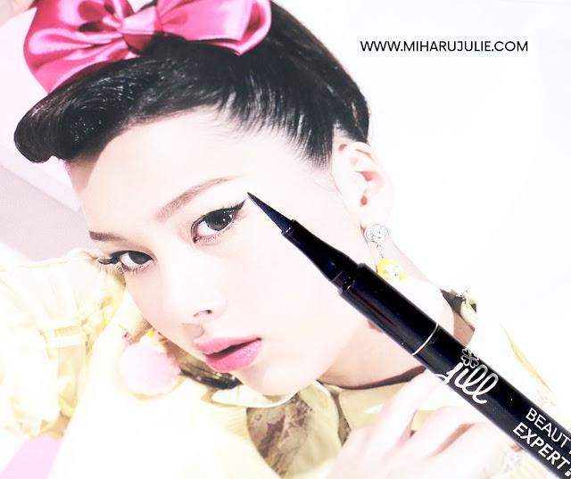 eyeliner pensil yang bagus dan tidak luntur