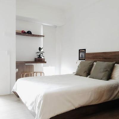 dekorasi kamar tidur 3x3 minimalis