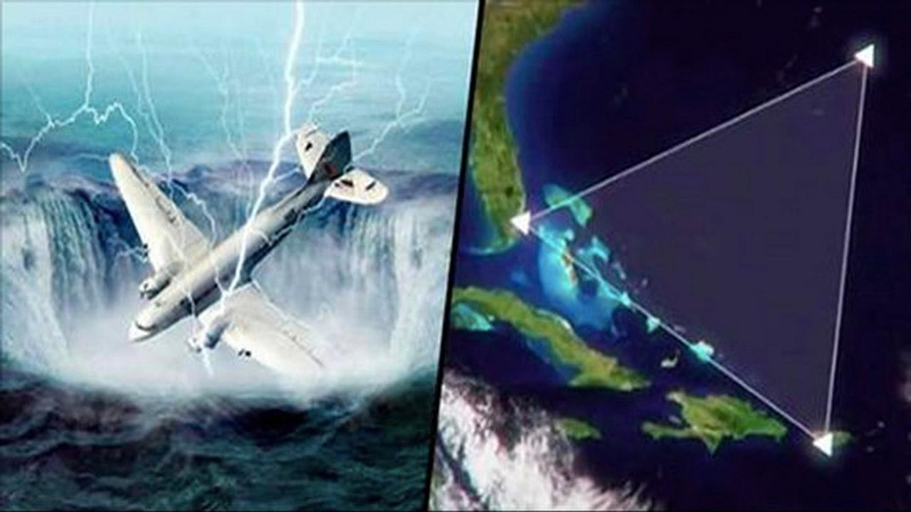 Avión que llevaba a una familia cae en el Triángulo de las Bermudas