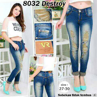 Grosir celana jeans wanita, grosir celana jeans, celana jeans murah, celana jeans murah, celana jeans terbaru, model celana jeans, celana jeans sobek tembus, celana jeans sobek tidak tembus