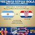 Prediksi Argentina vs Kroasia 22 Juni 2018 [Piala Dunia 2018]