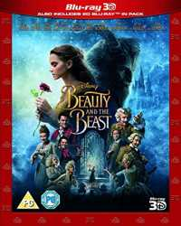 Beauty and the Beast 2017 3D Full Movie Dual Audio Half-SBS 720p BluRay