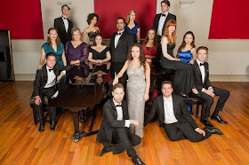 2015/16 young artists of the National Opera Studio