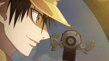 Gunjou no Magmel Episode 10 Subtitle Indonesia