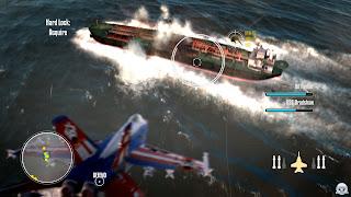 Top Gun Hard Lock Video Game