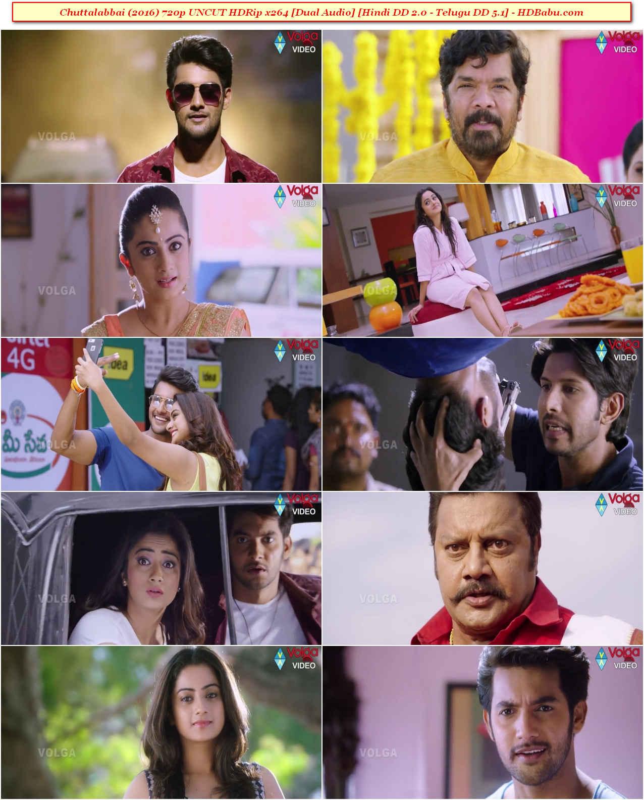 Chuttalabbayi Hindi Dual Audio Full Movie Download
