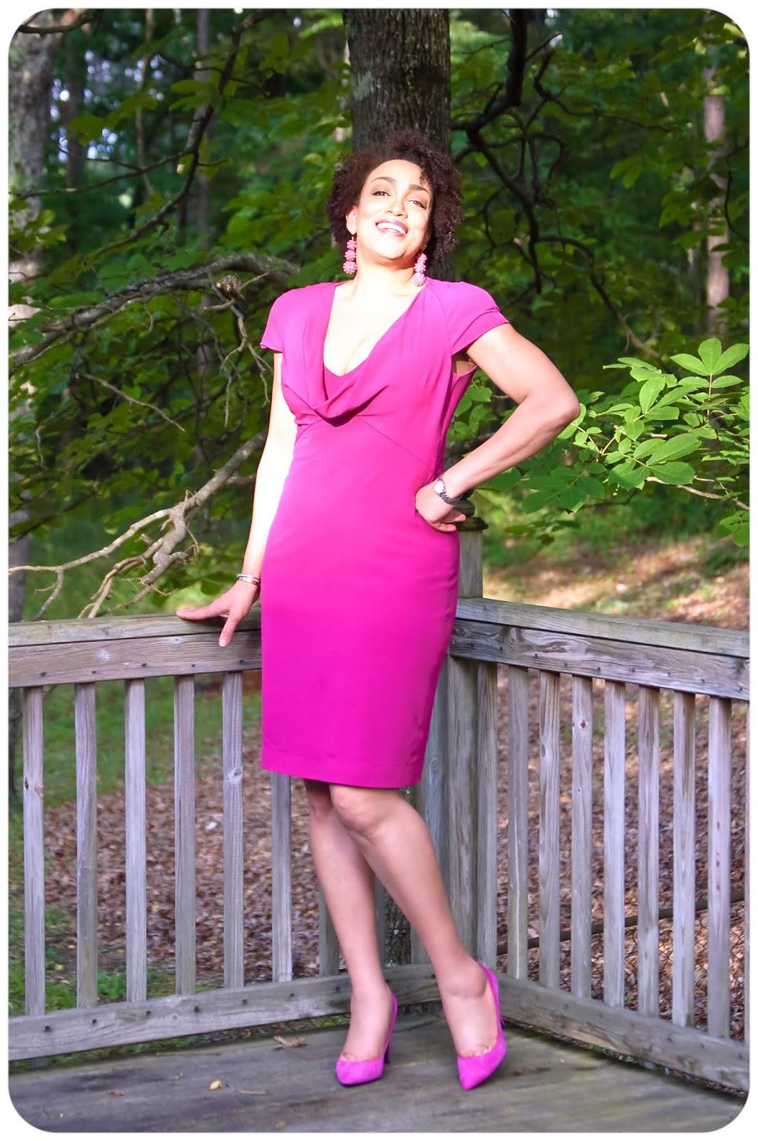 Butterick 5710 - That Fabulous Alexander McQueen Dress! - Erica Bunker DIY Style!