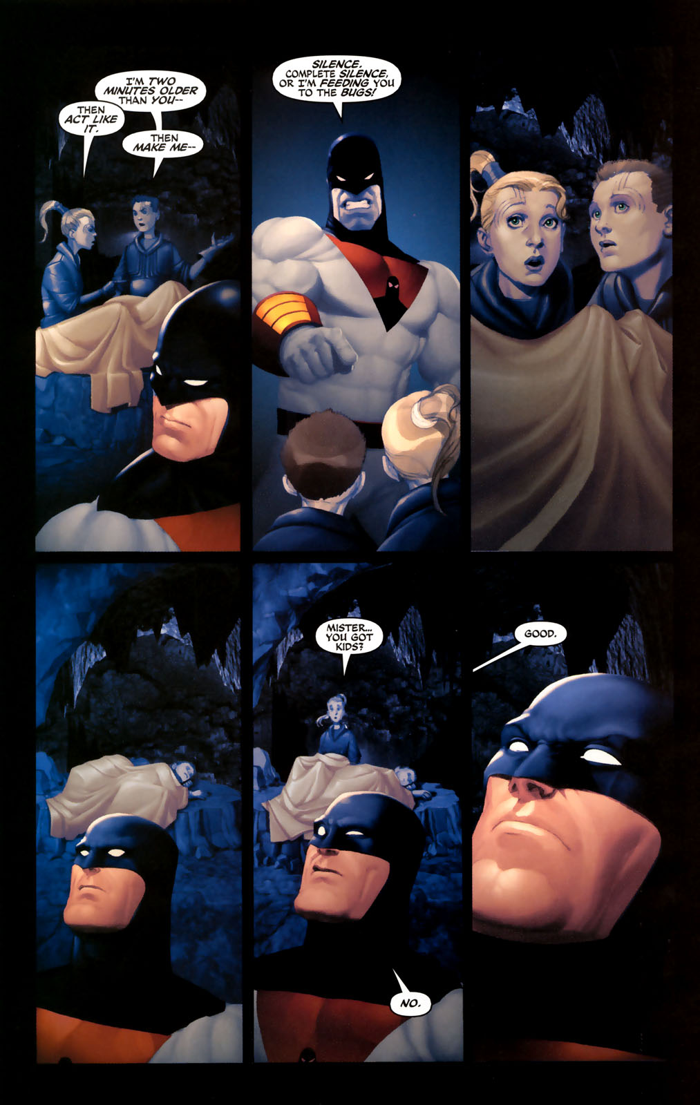 Read online Space Ghost (2005) comic -  Issue #4 - 14