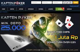 Kapten Poker | Situs Poker Online Terbaik dan Terpercaya