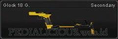 Glock 18 G.