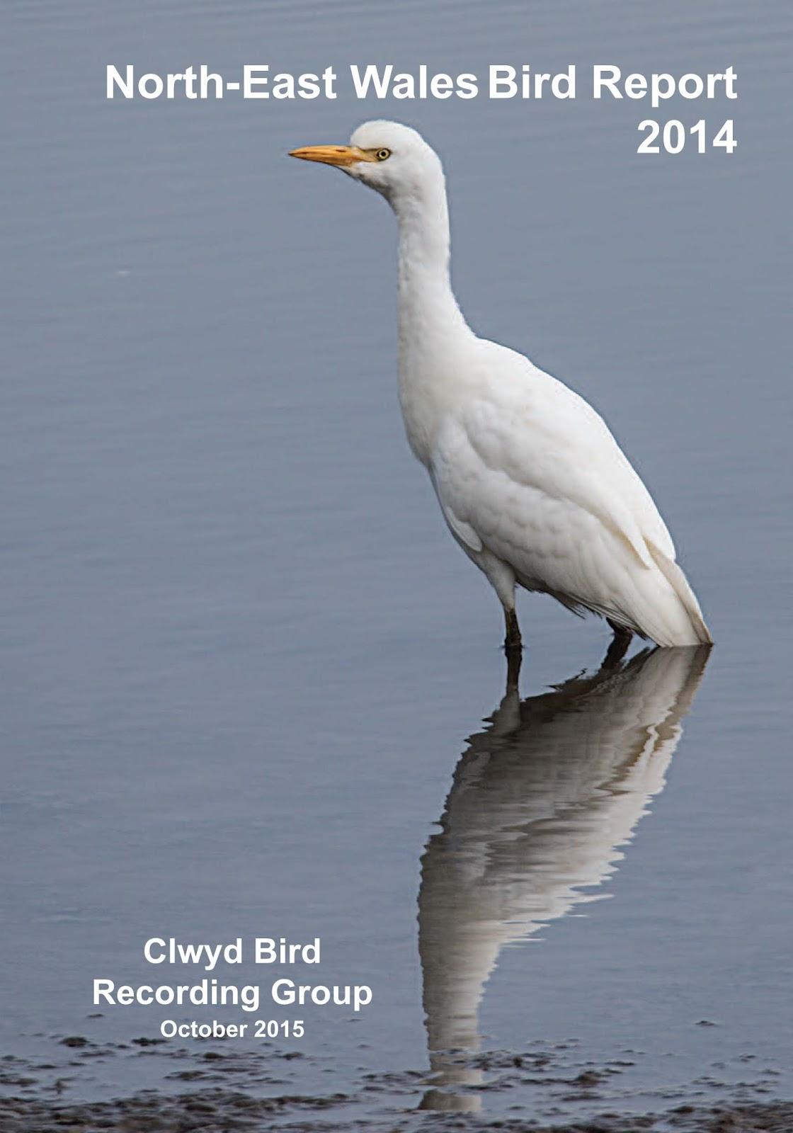 We Bird North Wales: North-East Wales bird report (2014)