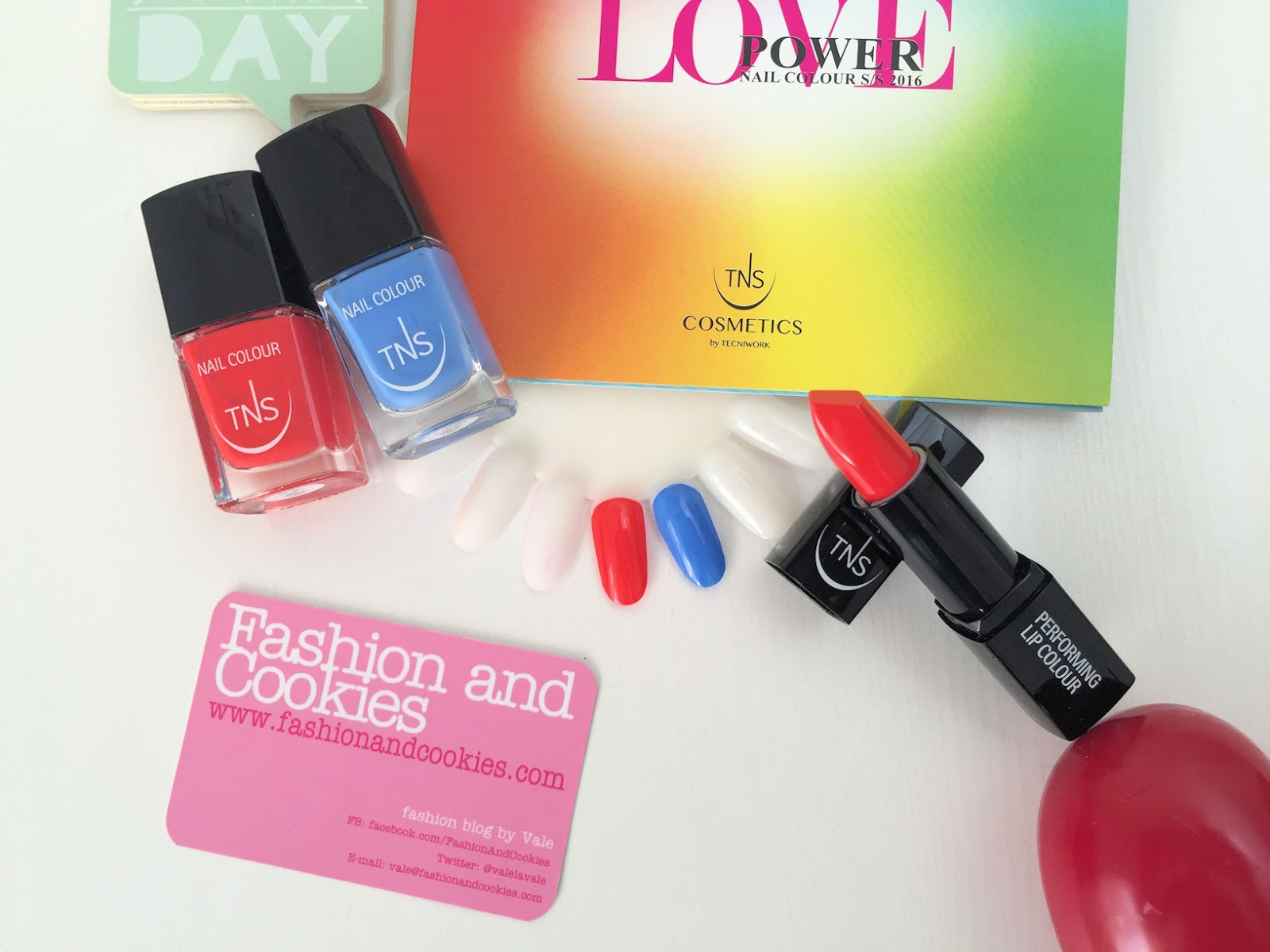 TNS Cosmetics Love Power collection on Fashion and Cookies beauty blog, beauty blogger