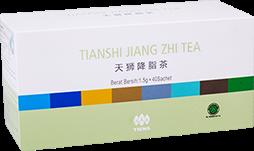 Teh Detox Untuk Meninggikan Badan JIANG ZHI TEA TIENS