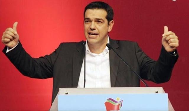 """Τσίπρας: """"Θα θέσουμε σε απόλυτη προτεραιότητα τις ζωές των μεταναστών"""""""