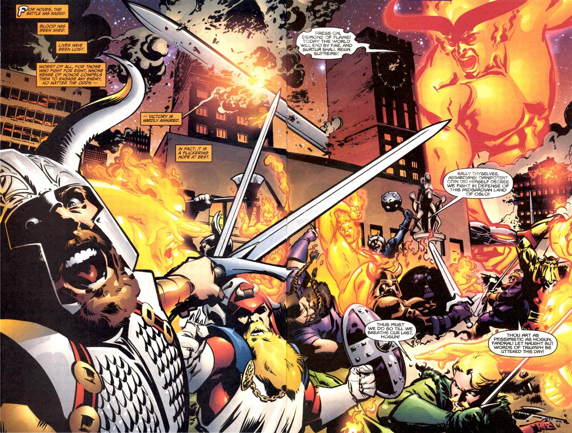 Thor (1998) Issue #40 #41 - English 4