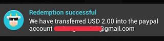 Pembayaran dollar
