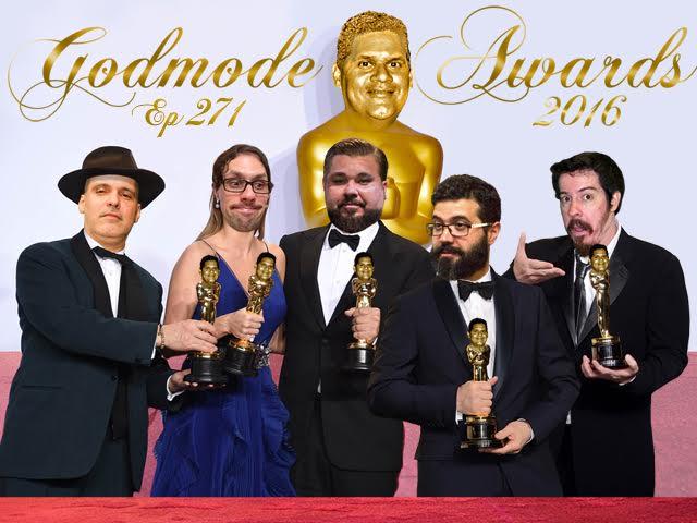 GODMODE 271 - AWARDS 2016